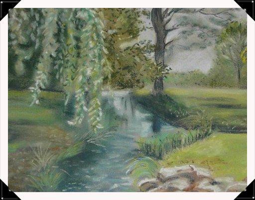 La Saule et la Rivière