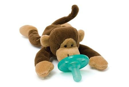 WubbaNub Infant Pacifier Limited Edition – Alligator