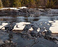 Glace Noire : Greenpeace crée une patrouille pour repérer les déversements pétroliers...