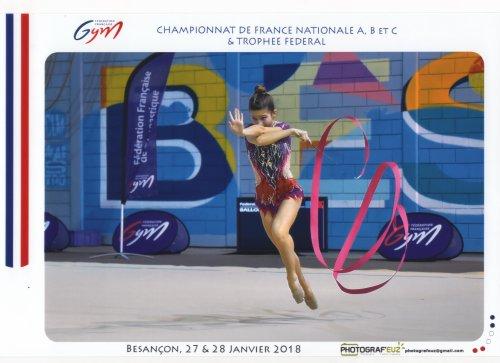 Championnat de France - Individuels