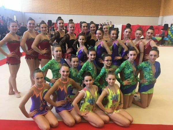 Compétition Inter-Départementale Ouest Ensembles