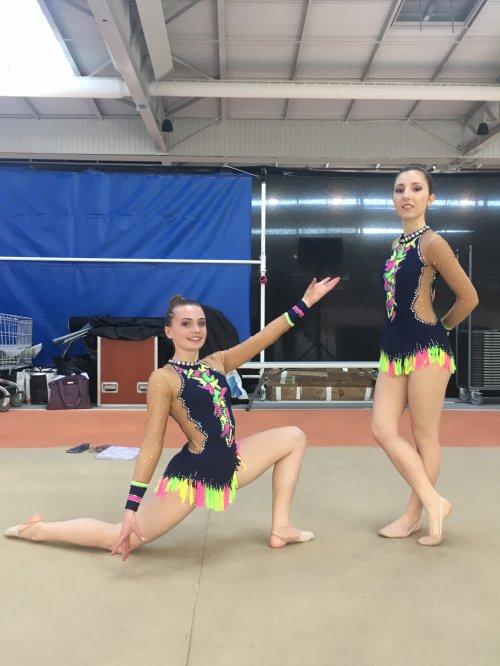 Compétition régionale - Ensembles, duos et CF