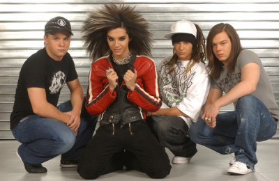 ♥ Tokio Hotel ♥ My dream ♥ My happiness ♥