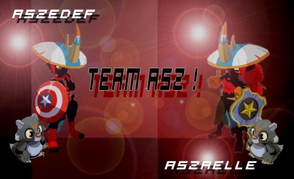 Présentation de la Team