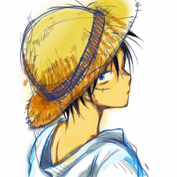 Luffy, Made in One Piece
