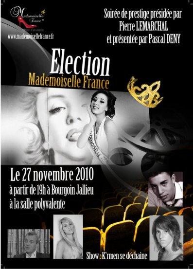 Alice membre du jury de Mademoiselle France !!