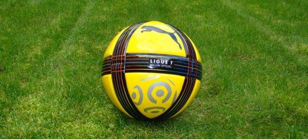 Les matchs retours de la Ligue 1 on leur propre ballon