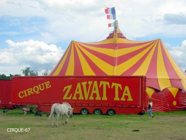 Cirque FABIO ZAVATTA - HAGUENAU 2010