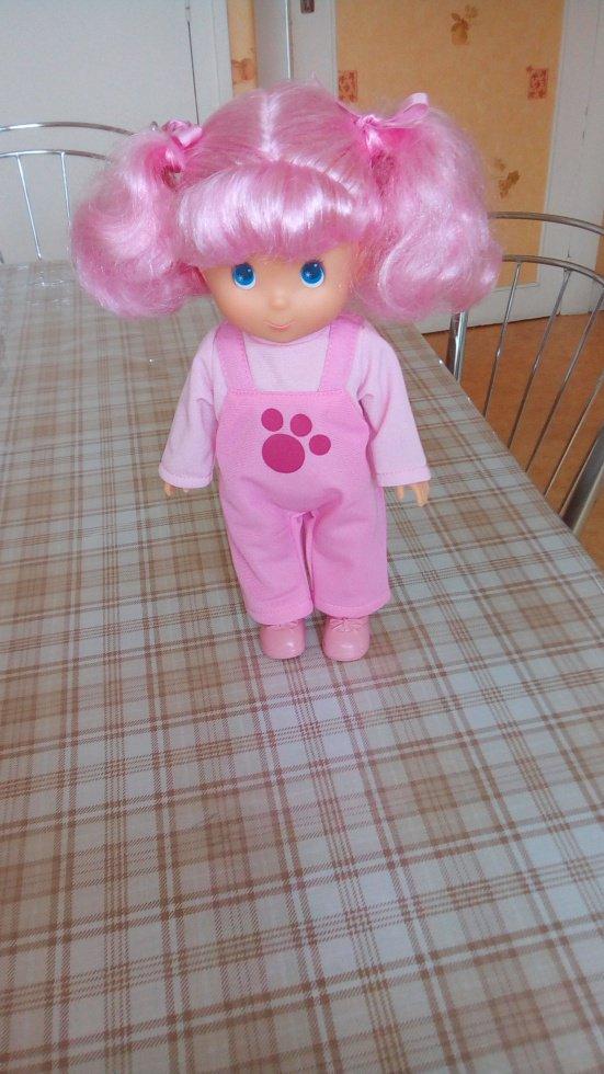 une poupée sans nom