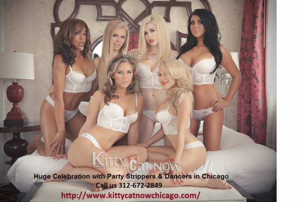 Huge Celebration with Party Strippers & Dancers in Chicago