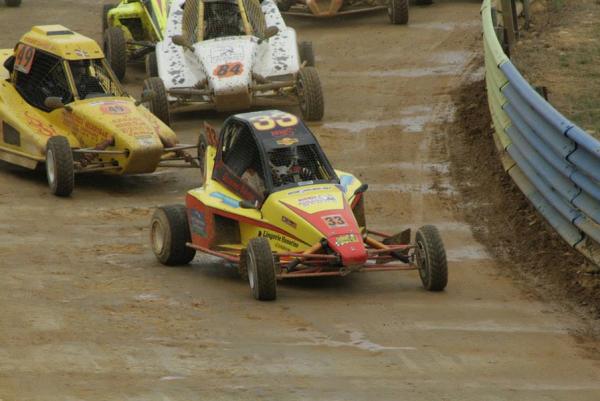 Sylvain GIMENES Championnat Super Sprint Challenge Coranc