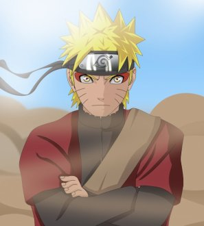 Personnage de la semaine: Naruto Uzumaki