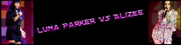 Luna Parker VS Alizée