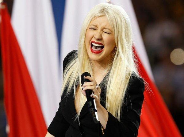 Christina Aguilera...La descente aux enfers