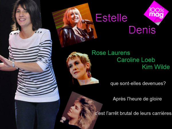 Estelle Denis - 100% Mag - M6 le 13/01/2012