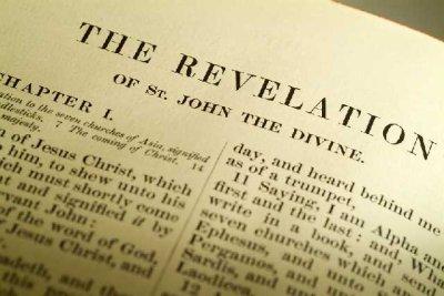 """""""Révélation De Jésus-Christ"""""""