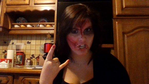 Happy Halloween !! :3