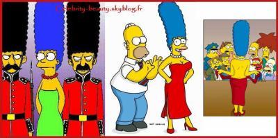 Les Seins De Marge Simpson