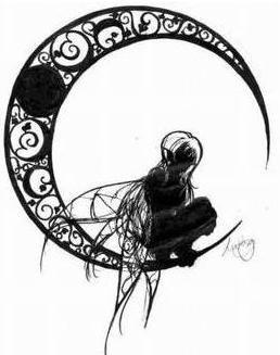 petit poéme sur la lune