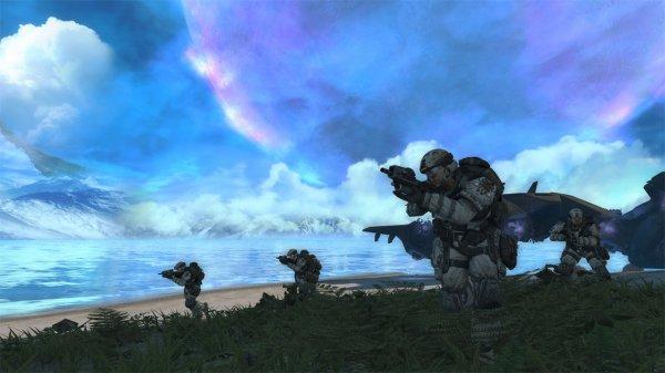 Images avant-première de Halo Combat Evolved Anniversary !