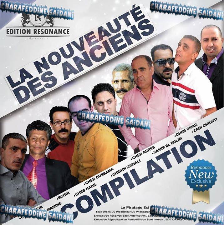 Compilation Staifi - La Nouveaute Des Anciens 2015