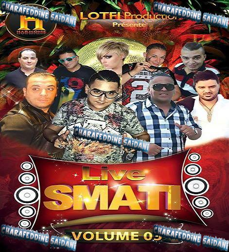 Compilation Rai - Live Smati 2015 Vol 3