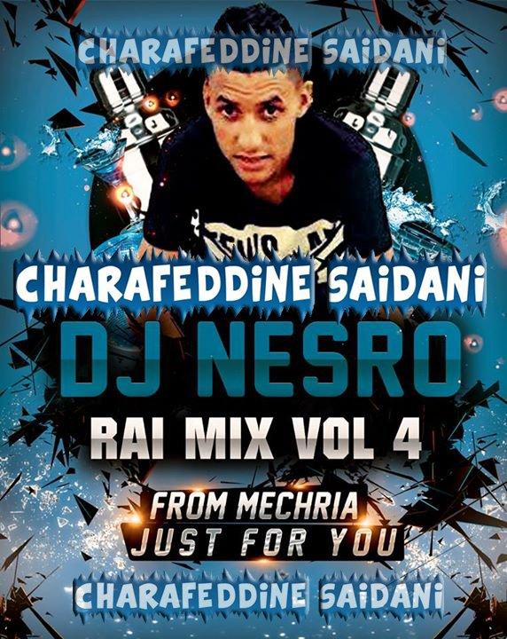 Deejay Nesro From Mechria - Rai Mix Vol 4 2015