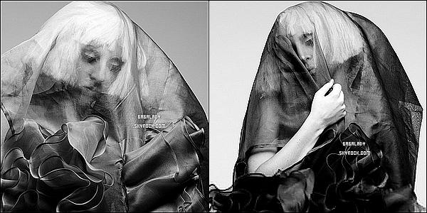 *______Nouvelle photo provenant du photoshoot officiel pour l'album The Fame Monster , vous aimez  ?    *