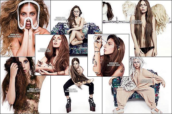 Voici les photos qui seront dans le Booklet de ARTPOP,Gaga est presque au naturel les photos sont superbes !J'ai mis sur cette article tout les photos pour  ARTPOP qui ont été dévoilé depuis plusieurs semaines. Qu'en penses-tu des photos ?