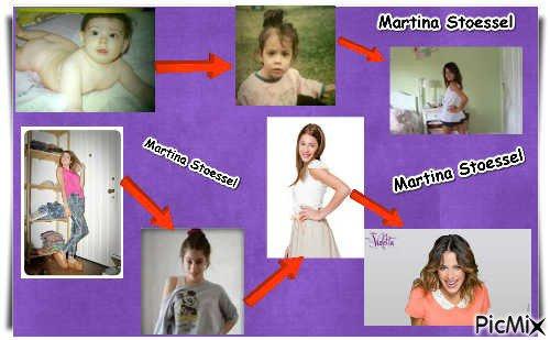 Voici l'étape 2 du concour: Blog-Violetta-Laure