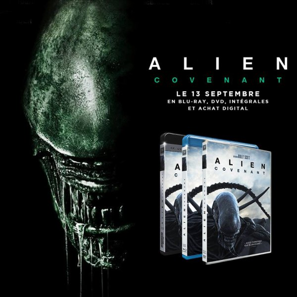 Blu-Ray/Dvd le 13 septembre en France