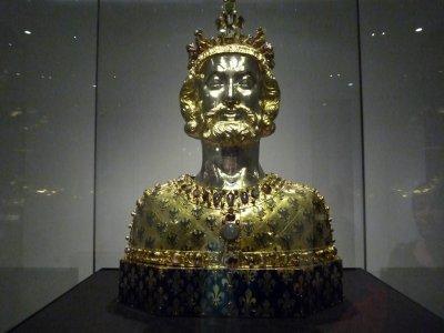 le trèsort de Charlemagne