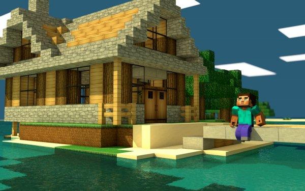 petite maison minecraft Blog de Willi1er et de Maokai067