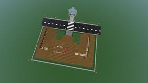 petit délire de construction sur minecraft