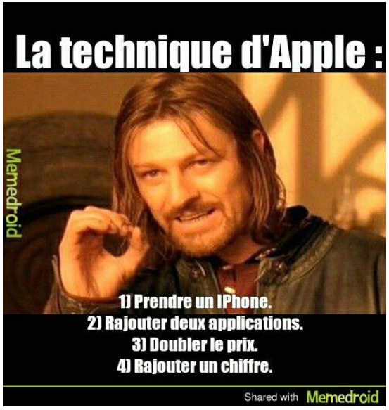 Question de pomme. :')
