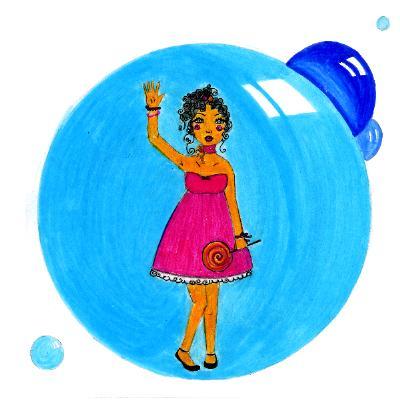 0o°petite bulle faite d'amour et de joie°o0
