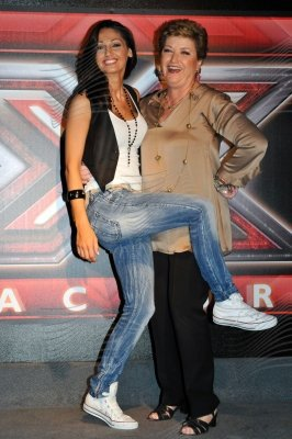 Conférence de presse   x-Factor