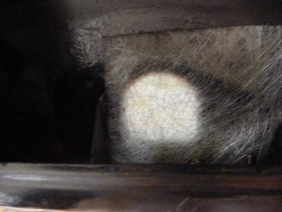 Moulage de la serrure du aillon
