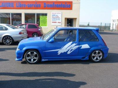 Le GT Turbo de Rémy