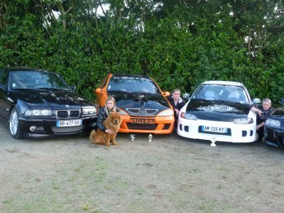 BMW MEGANE HONDA