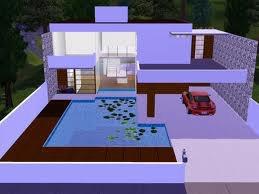 les maison les plus moderne et luxe de sims 3 - the sims 3
