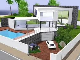 les maison les plus moderne et luxe de sims 3 the sims 3