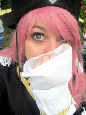 Cosplay : Marika Kato