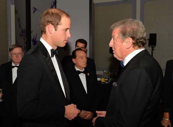 Prince William Le duc de Cambridge assiste à la 150e dîner de gala d'anniversaire de Football Association