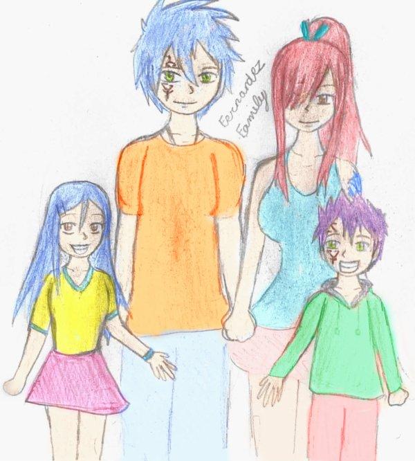 Dessin  ► Fernandez Family