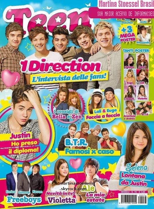 stikers + 1 new vidéo + magazine