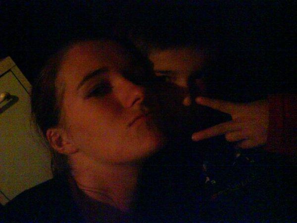 Moi et mon petit frère =)=)