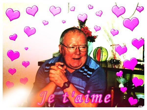 Papi, Le Premier Homme De Ma Vie <3 <3