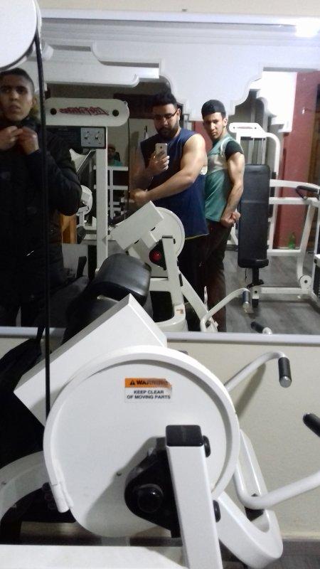 Gym 💪