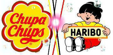 chupa chups ou haribo ?
